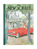 The New Yorker Cover - September 4  1954