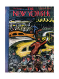 The New Yorker Cover - November 20  1943