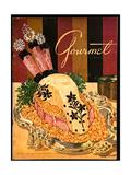 Gourmet Cover - June 1951