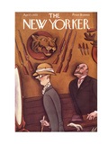 The New Yorker Cover - April 1  1933