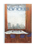 The New Yorker Cover - September 17  1973