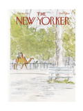The New Yorker Cover - August 13  1979