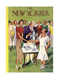 The New Yorker Cover - September 22  1934