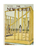 The New Yorker Cover - March 22  1969