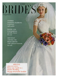 Brides Cover - April  1961