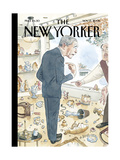 The New Yorker Cover - November 13  2006