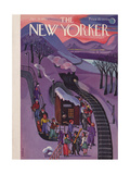 The New Yorker Cover - January 24  1942