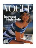 Vogue Cover - April 1989