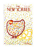 The New Yorker Cover - July 10  1971