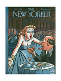 The New Yorker Cover - June 5  1954