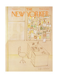 The New Yorker Cover - December 29  1975