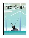 The New Yorker Cover - May 10  2010