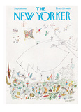 The New Yorker Cover - September 9  1961