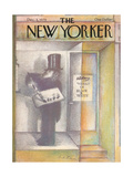 The New Yorker Cover - December 3  1979