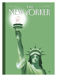The New Yorker Cover - July 2  2007