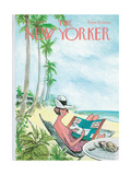 The New Yorker Cover - December 12  1964