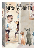 The New Yorker Cover - December 8  2008