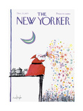 The New Yorker Cover - December 25  1971