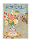 The New Yorker Cover - September 13  1958