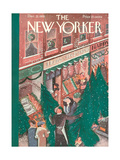 The New Yorker Cover - December 21  1935