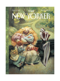 The New Yorker Cover - May 15  2000