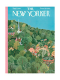 The New Yorker Cover - September 1  1951