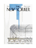 The New Yorker Cover - May 9  1977