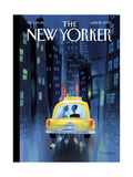The New Yorker Cover - June 25, 2007 Giclee par Lou Romano