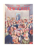 The New Yorker Cover - January 22  1944