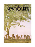 The New Yorker Cover - May 20  1972