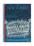 The New Yorker Cover - July 4  1953