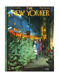The New Yorker Cover - December 14  1963