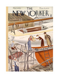 The New Yorker Cover - May 9  1936