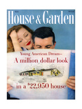 House & Garden Cover - May 1958