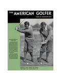 The American Golfer August 1932