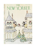 The New Yorker Cover - December 26  1977