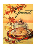Gourmet Cover - September 1953