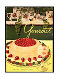 Gourmet Cover - June 1950