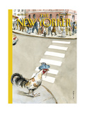 The New Yorker Cover - November 14  2005
