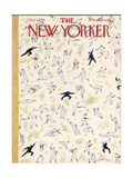 The New Yorker Cover - October 1  1955