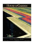 House & Garden Cover - June 1923