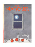 The New Yorker Cover - March 11  1972