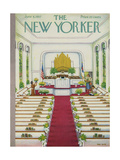 The New Yorker Cover - June 8  1957