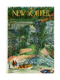 The New Yorker Cover - July 24  1948