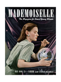 Mademoiselle Cover - May 1940