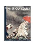 The American Golfer September 1929
