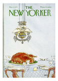 The New Yorker Cover - December 1  1975