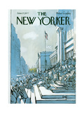 The New Yorker Cover - June 27  1977