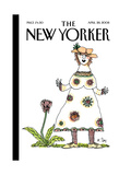 The New Yorker Cover - April 28  2008