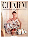 Charm Cover - June 1953